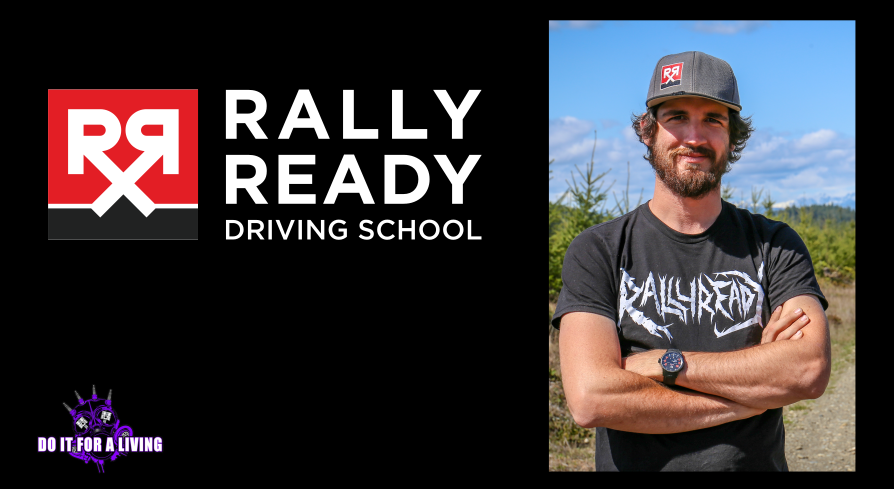 147: Dave Carapetyan of Rally Ready Driving School wants to teach everybody how to drive a rally car!