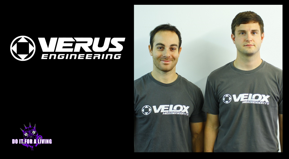109: Eric Hazen explains how he and Paul Lucas use their engineering knowledge to design products at Verus Engineering