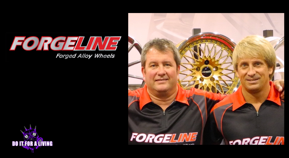 122: David Schardt of Forgeline Motorsports continues to push the envelope with their carbon+forged wheels