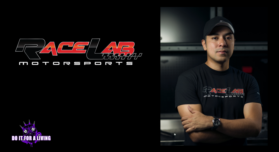 132: Gary Carbono left his job as a lawyer in Panama to pursue his passion for cars and founded Race Lab Motorsports