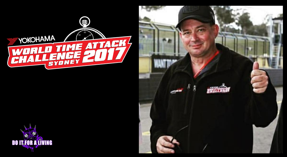 110: Ian Baker of World Time Attack set out to create the ultimate time attack racing spectacle and continues to improve his event