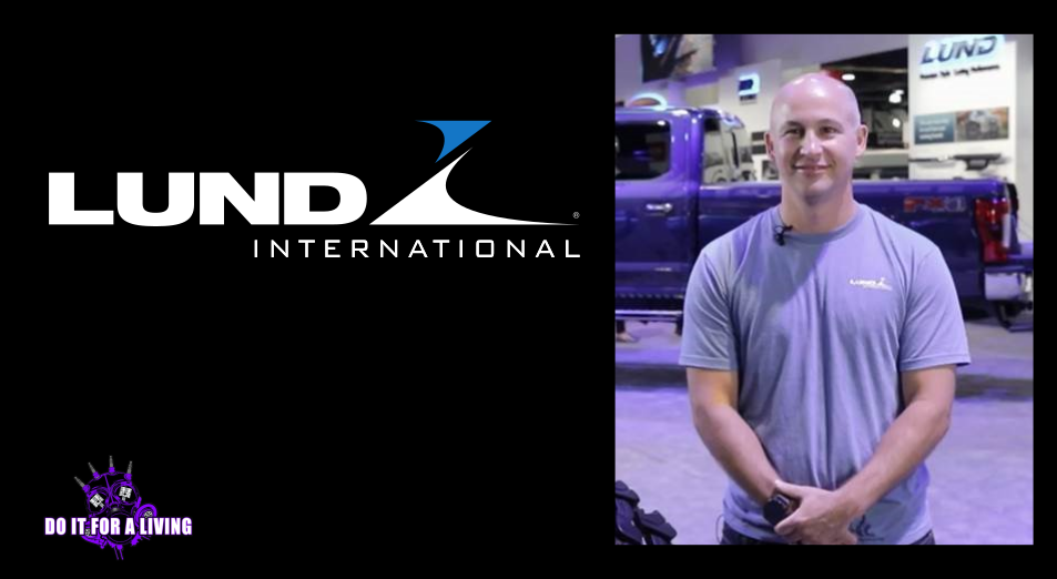 138: Jason Gauci of Lund International talks product development, marketing, and patents for their products in the off-road truck market