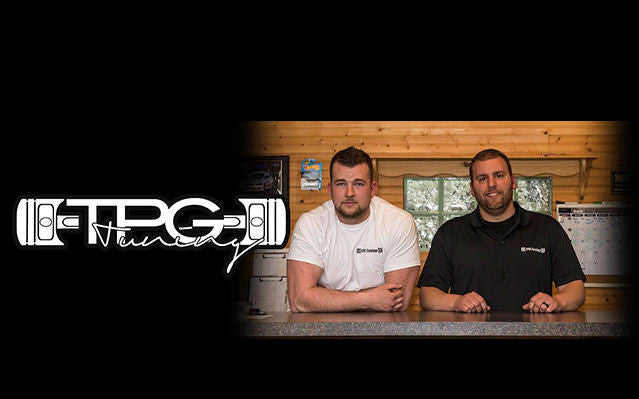 Episode 020: Nate Silveri and Jason Slater from TPG Tuning partnered up and opened up shop
