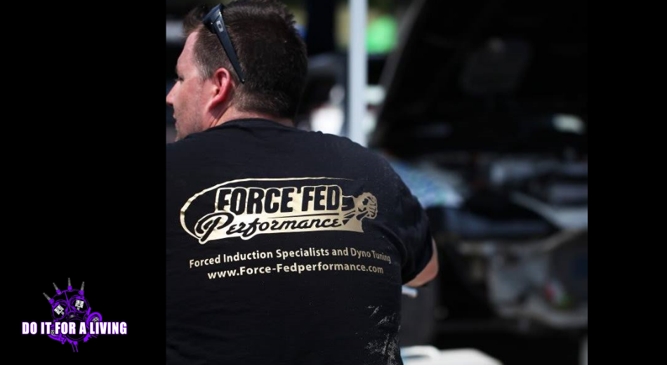 Episode 060: Justin Miller of Force-Fed Performance explains the difficulties of running a small business