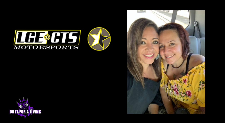 155: Theresa Contreras and Sara Morosan of LGE-CTS Motorsports