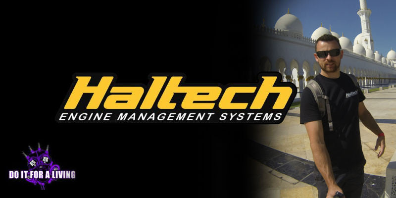 Episode 018: Matt Wright from Haltech Engine Management gives killer insight into the performance business