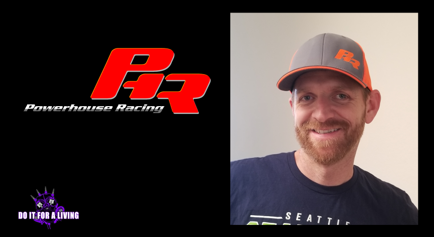 159: Bryan Thompson of Powerhouse Racing