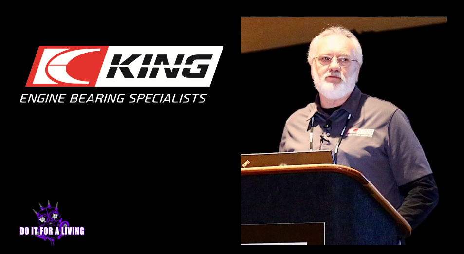 099: Ron Sledge gives some insight on how King Engine Bearings operates in the US.