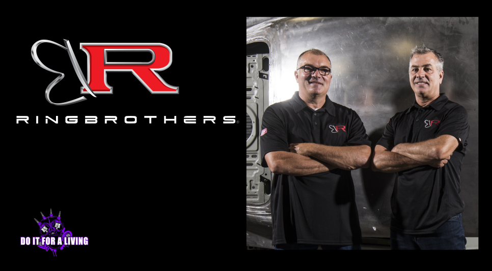 134: Jim Ring shares how he and his brother Mike expanded RingBrothers to include manufacturing billet assemblies and specialty body panels