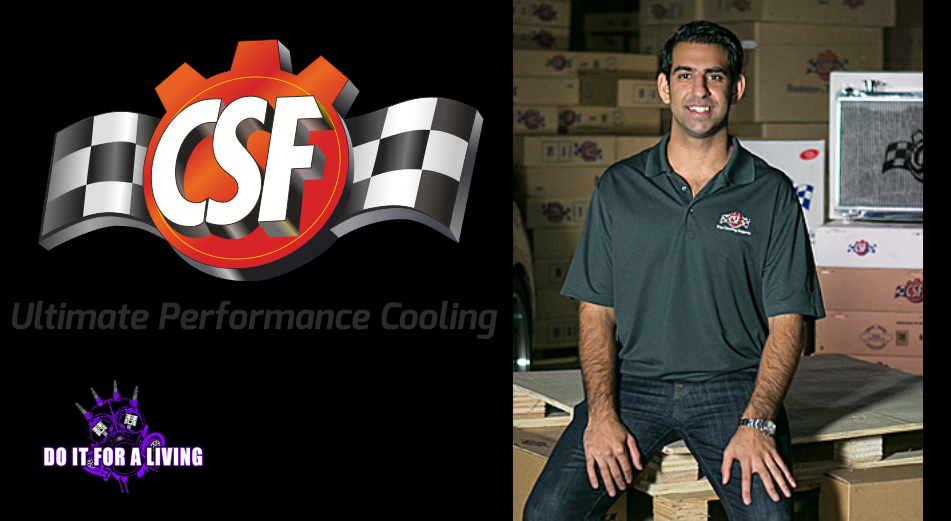 Episode 066: Ravi Dolwani shares how he created the performance division of CSF Radiator