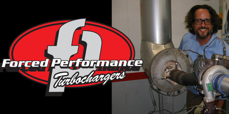 Episode 010: Robert Young from Forced Performance discusses keeping customers happy and billet turbos!