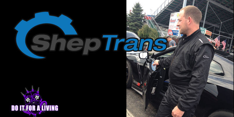 Episode 032: John Shepherd the legend from Shep Transmissions shares his goals, his daily grind and what it takes to be the man