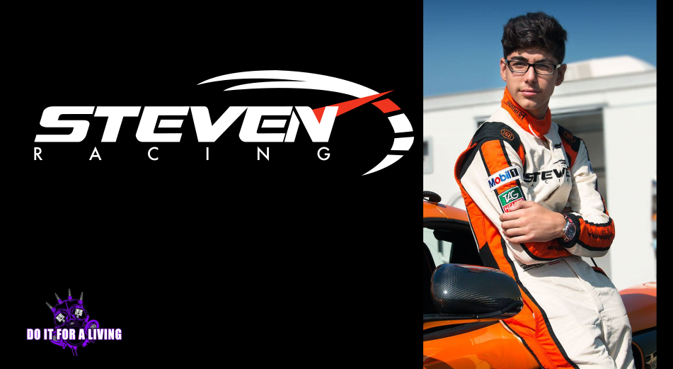 Episode 068: Steven Aghakhani tells us how he manages being an 8th grader who also races supercars!