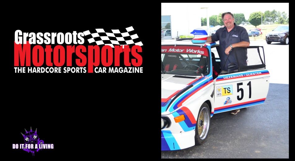 111: Tim Suddard of Grassroots Motorsports explains how the magazine got started and how it has changed over the years