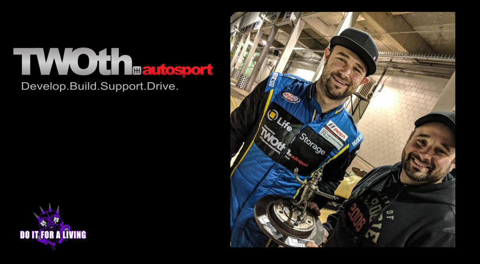 126: Trevor and Travis Hill of TWOth Autosport want to take novices and turn them into professional racing drivers