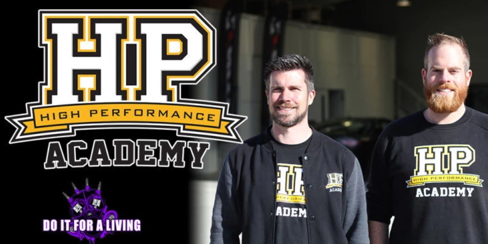 160: Ben Silcock and Andre Simon return to discuss HP Academy