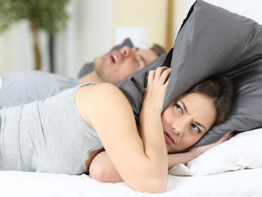 How to live with snoring partners