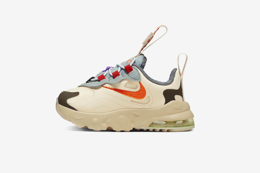 "RAFFLE: Travis Scott x Nike Air Max 270 React ""Cactus Trails"" (TD)"