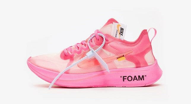 Off-White x Nike Zoom Fly SP
