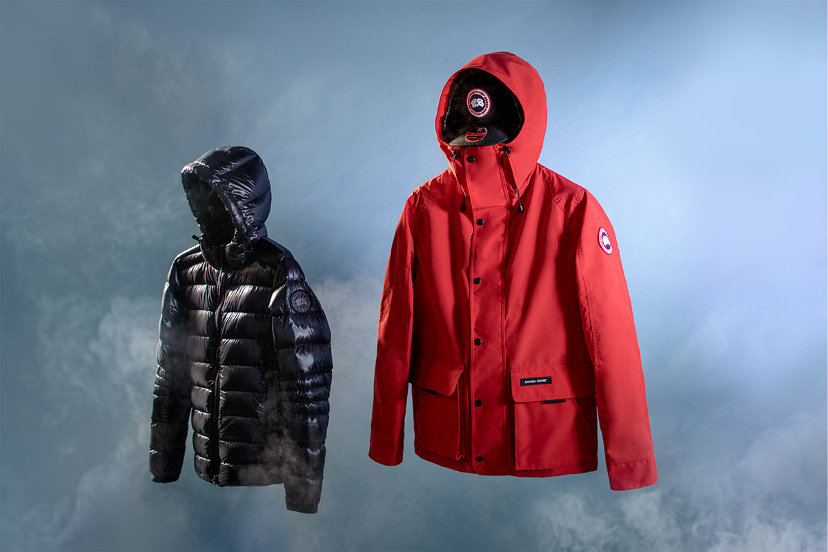 New Spring Staples & Technical Outerwear Release From Canada Goose - Now At JUICE!