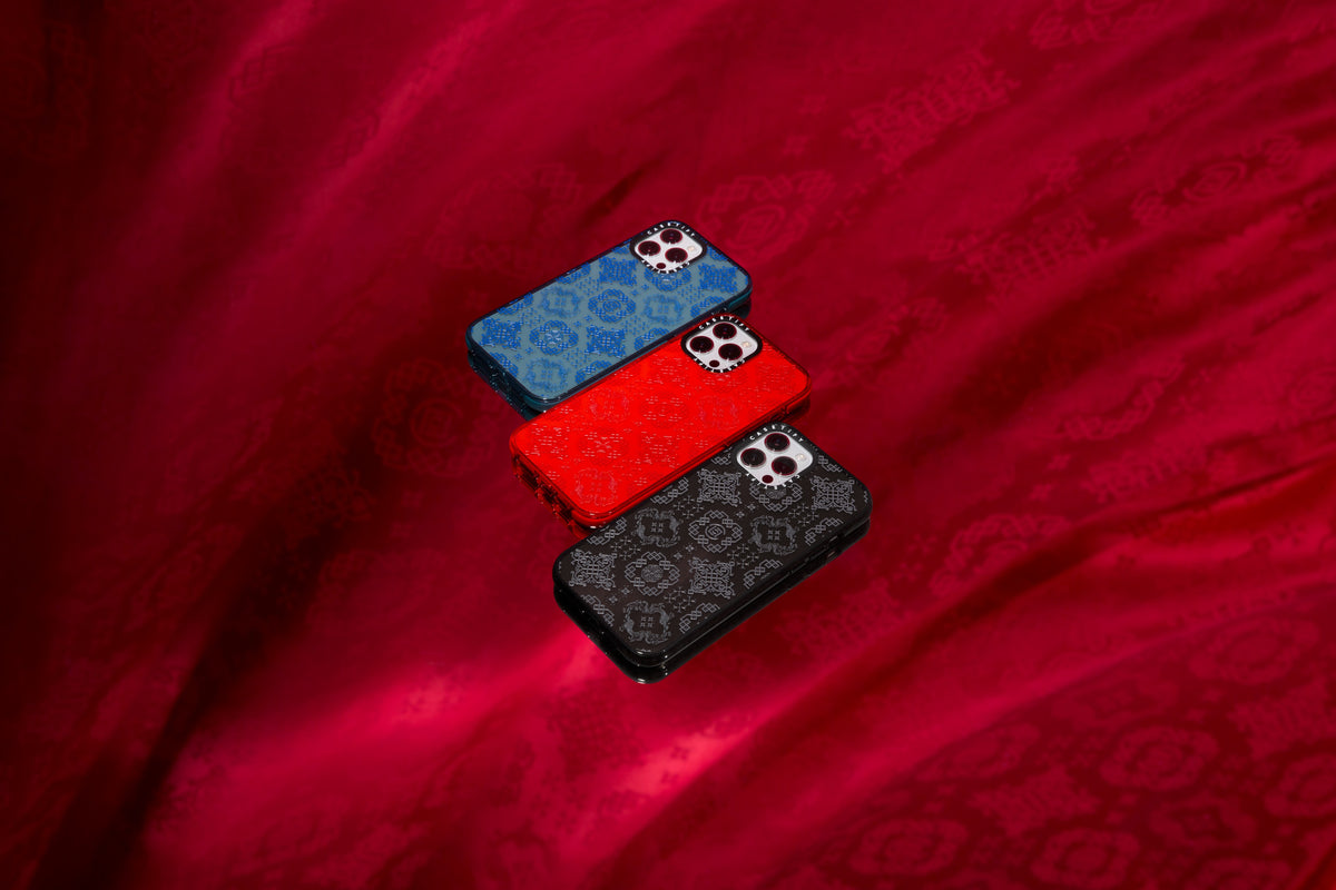Fourth Time's The Charm - CLOT Connects With CASETiFY For a Trio of Silk Royale iPhone Cases