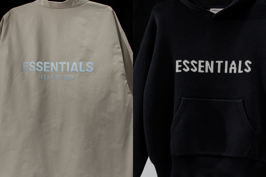 Fear of God ESSENTIALS First Drop Of 2021 at JUICE!