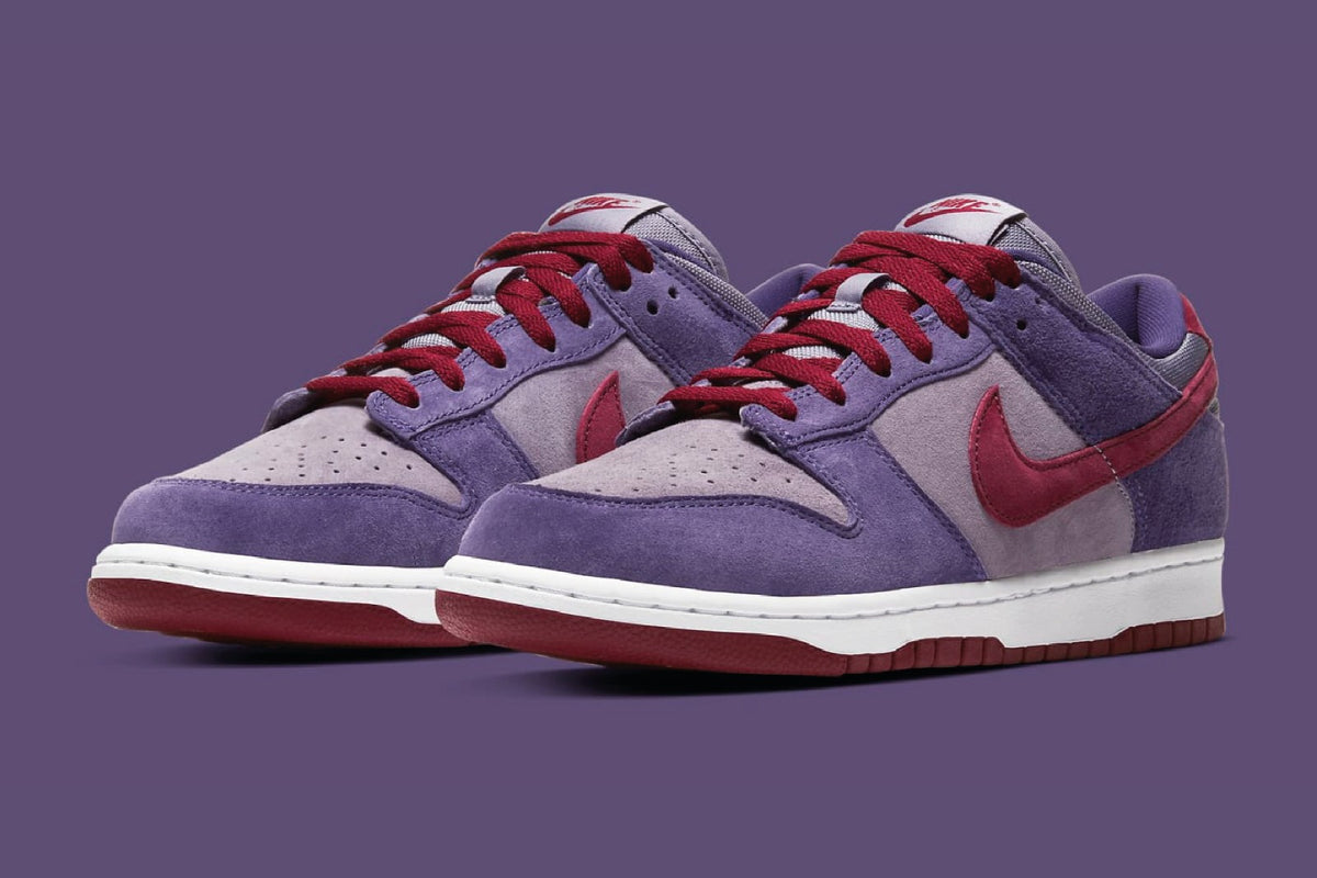 "RAFFLE: NIKE DUNK LOW SP ""PLUM"""