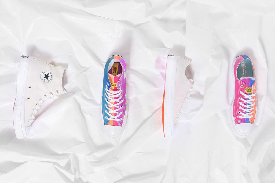 Raffle: Chinatown Market x Converse Chuck 70 Collection