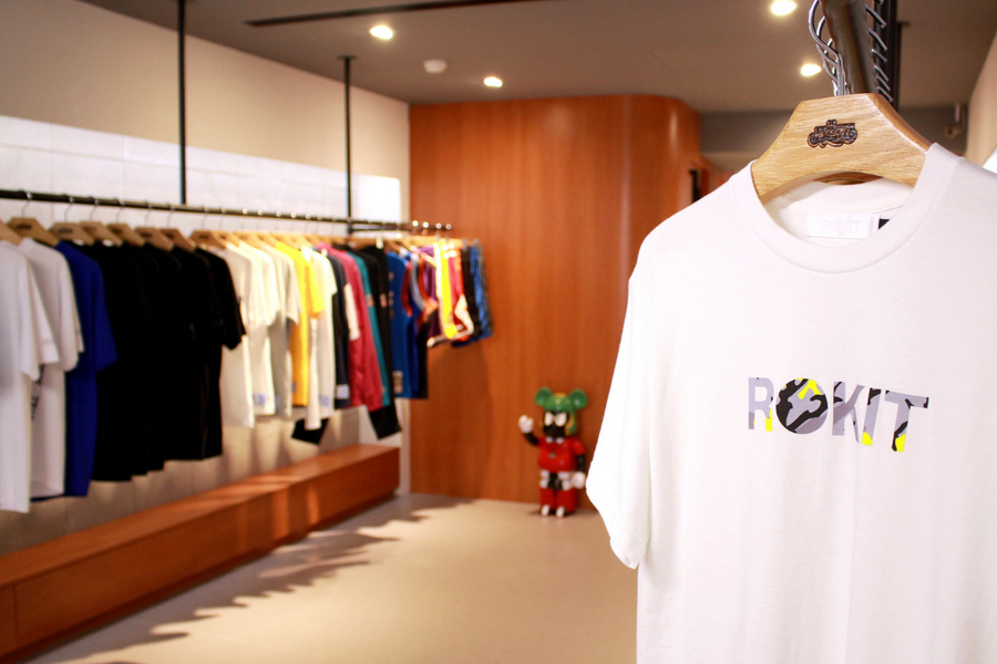 A Look Inside our New JUICE Taichung Store