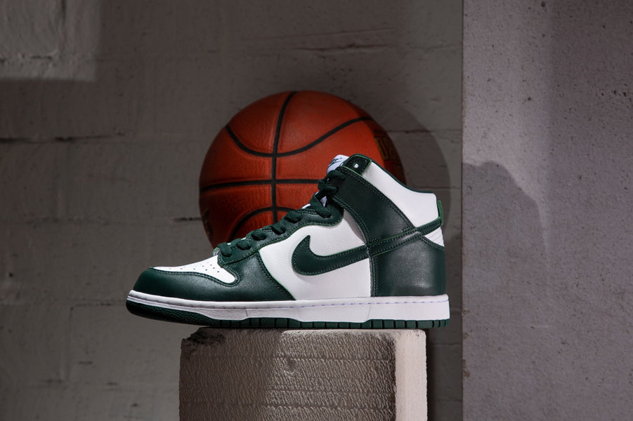 "RAFFLE: Nike Dunk High SP ""Pro Green"""