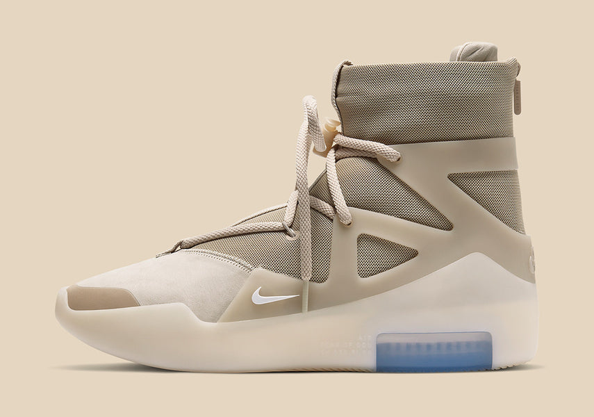 "RAFFLE: NIKE AIR FEAR OF GOD 1 - ""Oatmeal"""