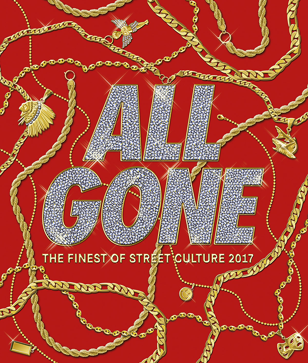 ALL GONE: The History Book on Street Culture