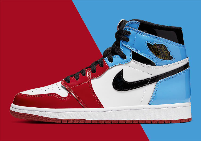 "Raffle: Air Jordan 1 Retro High OG ""Fearless"" UNC Chicago"