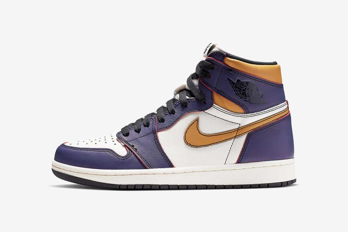 Raffle: Air Jordan 1 SB LA/Chicago