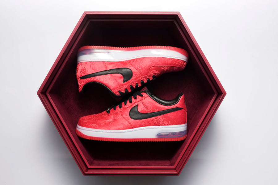 CLOT VAULT: CLOT x Nike 1World Air Force 1
