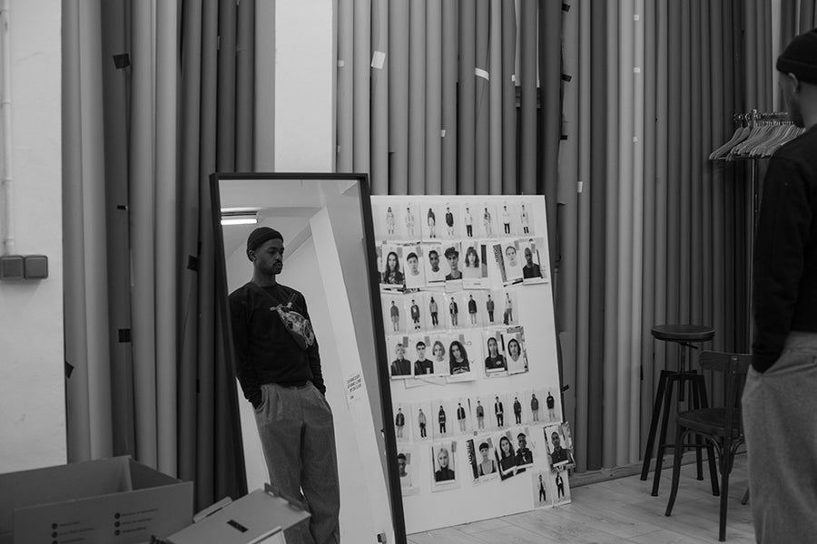 Behind-the-Scenes From CLOT's Fall/Winter 2019 Presentation at Paris Fashion Week