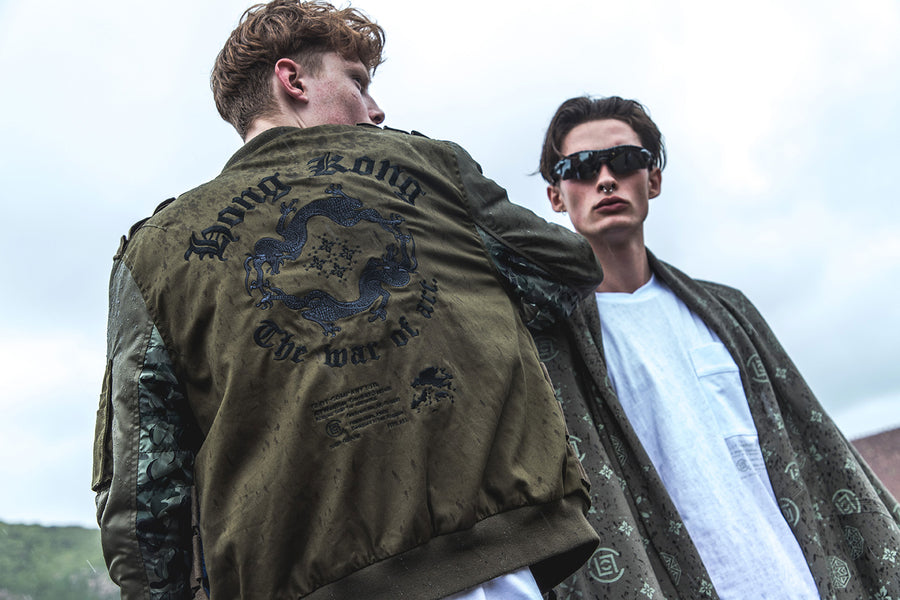 "CLOT Presents Its ""Military"" Capsule Collection"