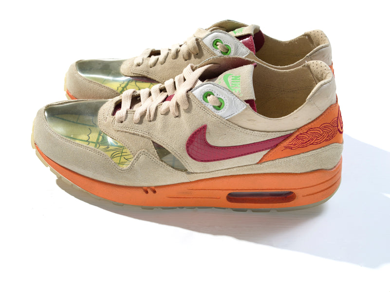 CLOT VAULT: CLOT x NIKE AIR MAX 1 KISS OF DEATH