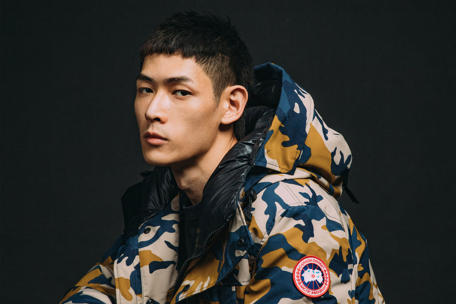 Canada Goose Fall-Winter 2020 Release at JUICE!