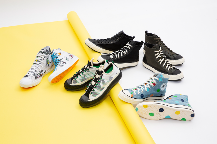 Our Favourite Converse Shoes & Collabs For 2020