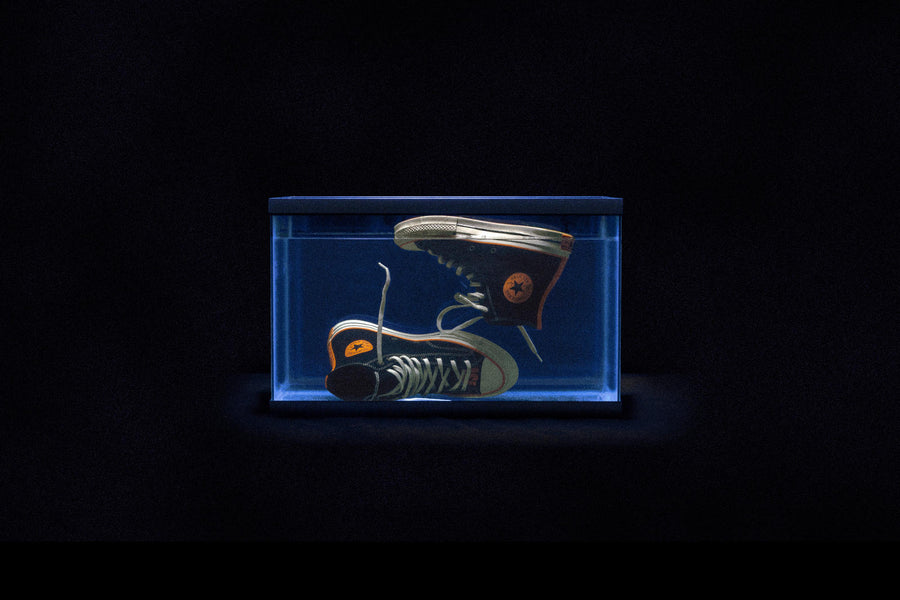 Vince Staples x Converse Celebrate 'Big Fish Theory'