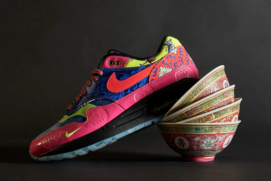 "RAFFLE: NIKE AIR MAX 1 PREMIUM ""CHINESE NEW YEAR"""