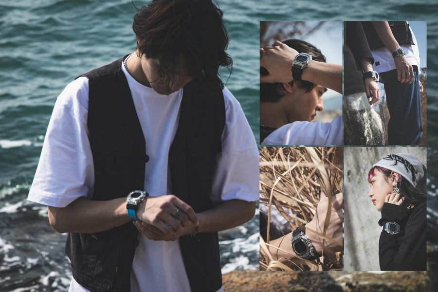 CLOT and CASIO Unveil CLOT x G-SHOCK DW-5750 Campaign Video!