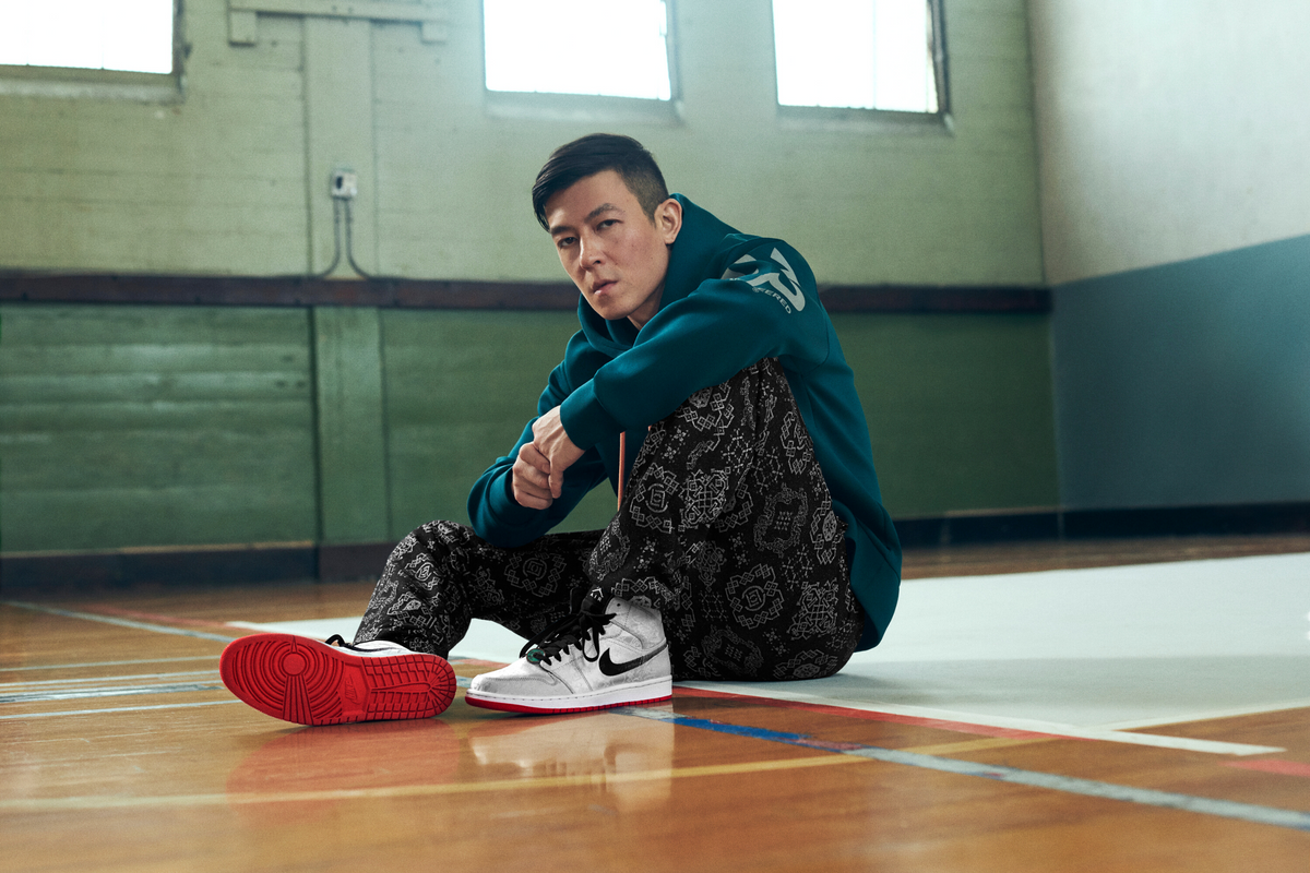 The Air Jordan 1 mid SE Fearless Edison Chen Available Starting December 6
