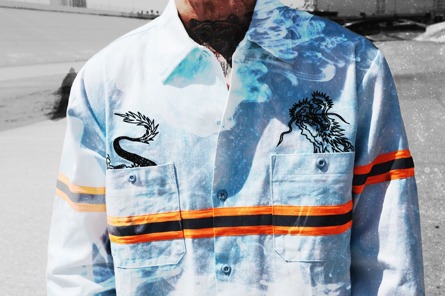 Clot Teams Up With Dickies On A Colorful Tie-Dye Capsule Collection!