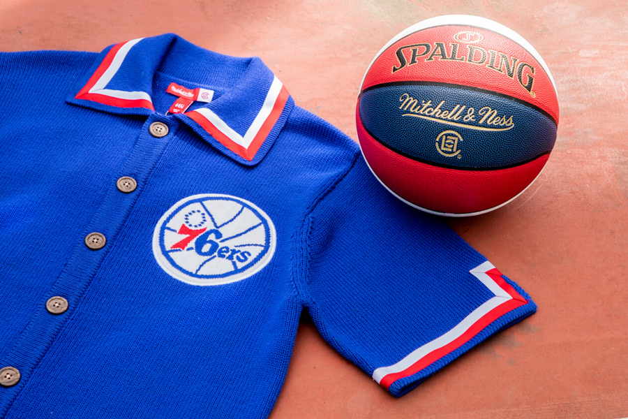 CLOT Teams Up with Mitchell & Ness to Celebrate Basketball Greats Allen Iverson and Kevin Durant