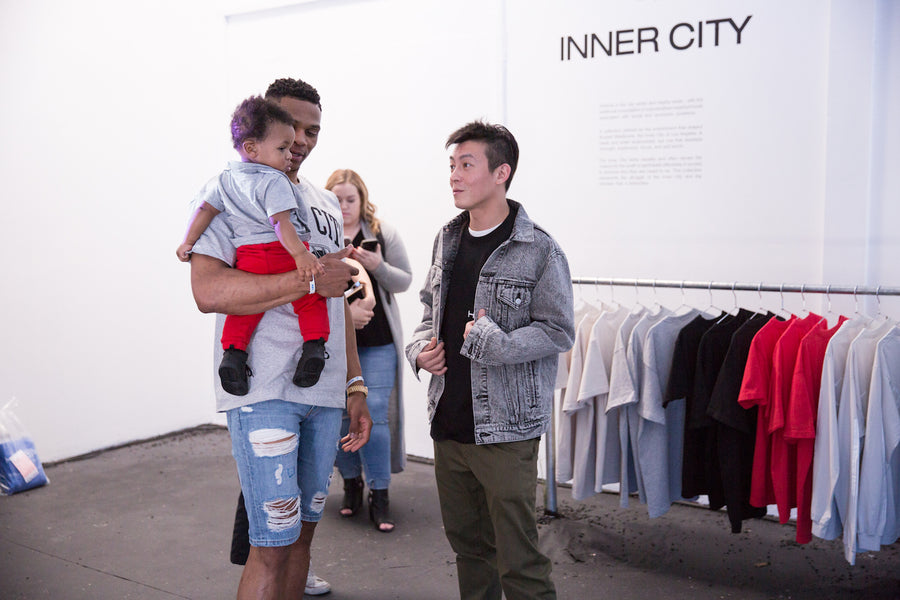 Russell Westbrook's Honor The Gift Inner City Pop Up at 3125C