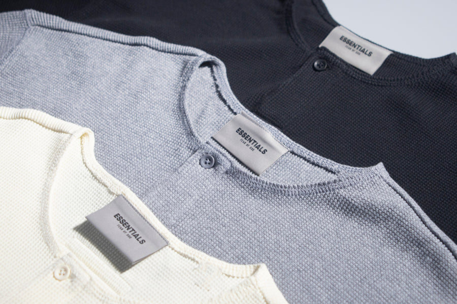 DROP 3 From Fear Of God ESSENTIALS' Fall/Winter 2020 Collection!