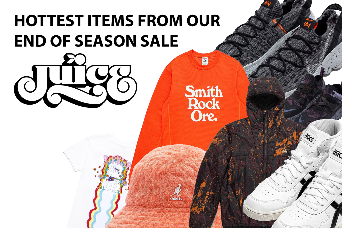Hottest Items This End of Season Sale!