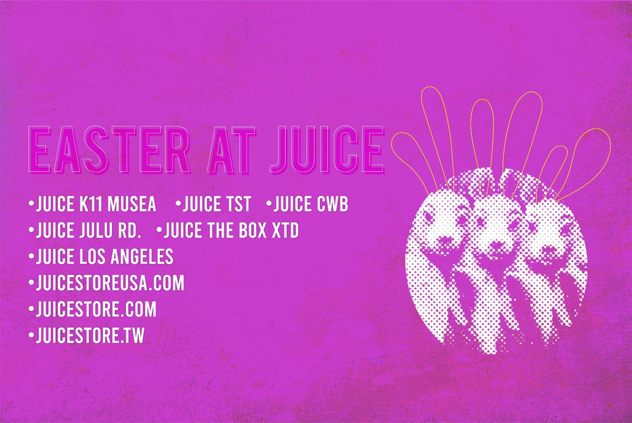 EASTER 2020 PROMOTIONS at JUICE Worldwide!